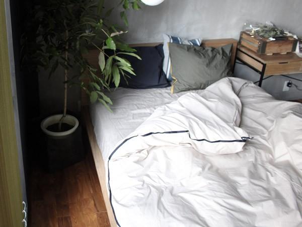 nosque side line comforter case