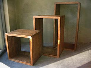 Rodan/WOOD BOX-Brown