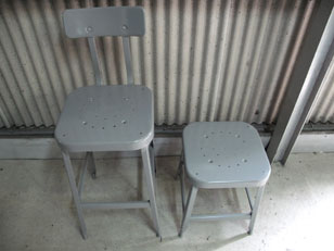 【FACTORY CHAIR】