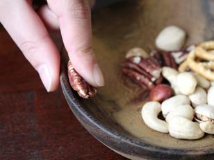murano/nuts bowl