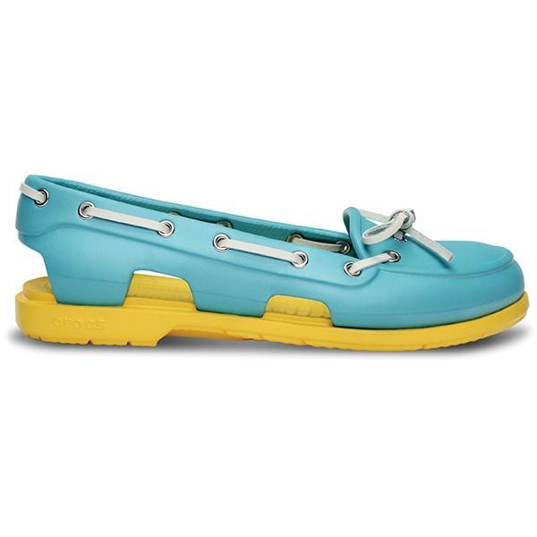 クロックス ビーチライン ボートシューcrocs beach line boat shoe w/店頭展示品/タグかすれ/在庫処分/型落ち品/ a-outlet 06