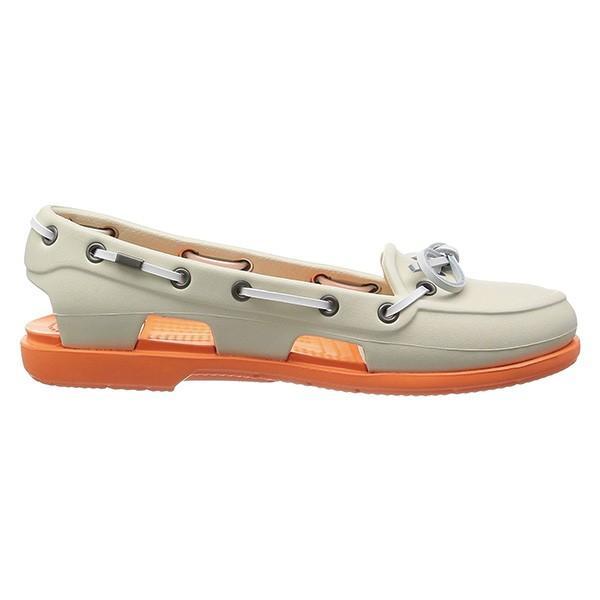 クロックス ビーチライン ボートシューcrocs beach line boat shoe w/店頭展示品/タグかすれ/在庫処分/型落ち品/ a-outlet 08