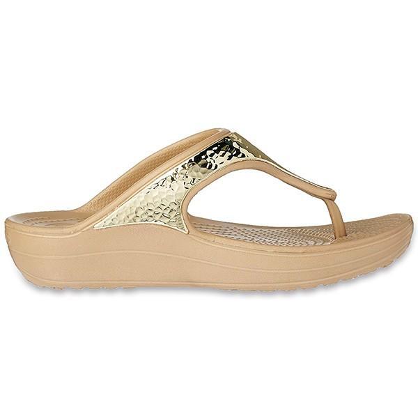 クロックス スローン エンベリッシュド フリップ ウィメン crocs sloane embellished flip w/在庫処分 店頭戻り品|a-outlet|07
