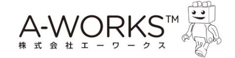 エーワークスショップ Yahoo!店 ロゴ