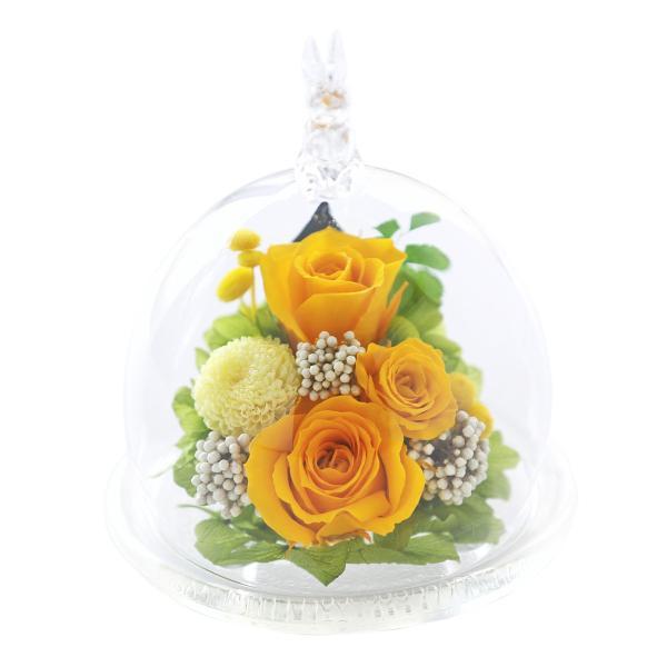 うさぎプリザ ホワイトデー Whiteday 2019 退職祝い 還暦祝い 女性 結婚記念日 プレゼント プリザーブドフラワー 誕生日プレゼント バラ 結婚祝い 贈り物|a4s|10
