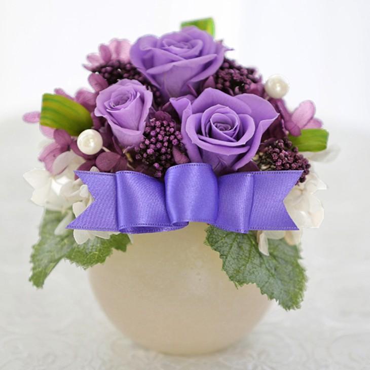 プリザーブドフラワー 誕生日 プレゼント 【LEDプリザ】 花 ギフト 女性 還暦祝い 結婚記念日 退職祝い ギフト|a4s|18
