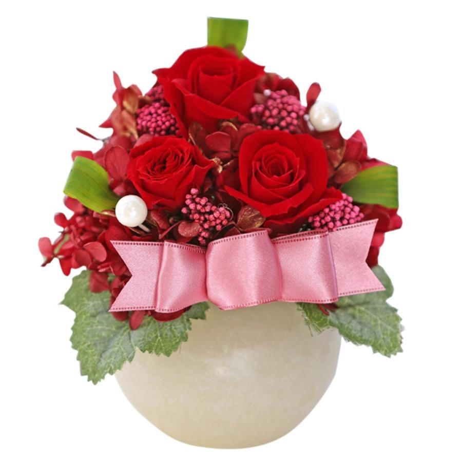 プリザーブドフラワー 誕生日 プレゼント 【LEDプリザ】 花 ギフト 女性 還暦祝い 結婚記念日 退職祝い ギフト|a4s|15