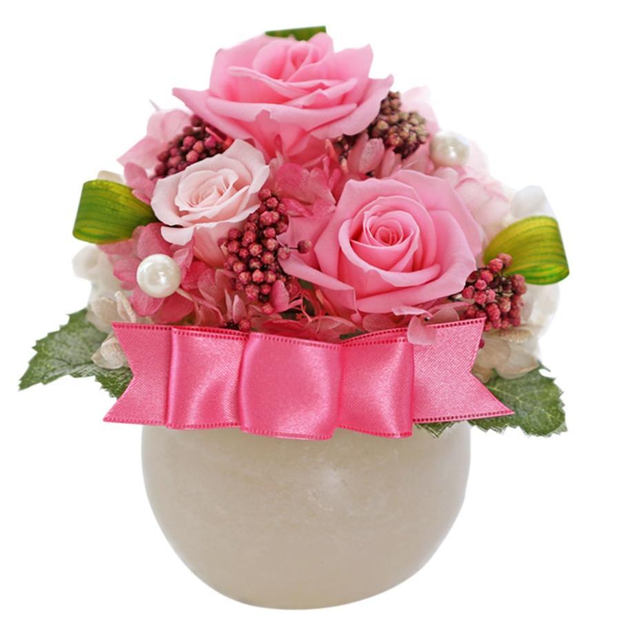 プリザーブドフラワー 誕生日 プレゼント 【LEDプリザ】 花 ギフト 女性 還暦祝い 結婚記念日 退職祝い ギフト|a4s|16