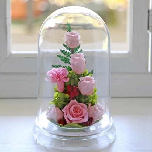プリザーブドフラワー 母の日 2021 プレゼント 誕生日 【PRローズ】 結婚記念日 誕生日プレゼント 還暦祝い 女性 退職祝い 結婚祝い ギフト 贈り物 母の日|a4s|20
