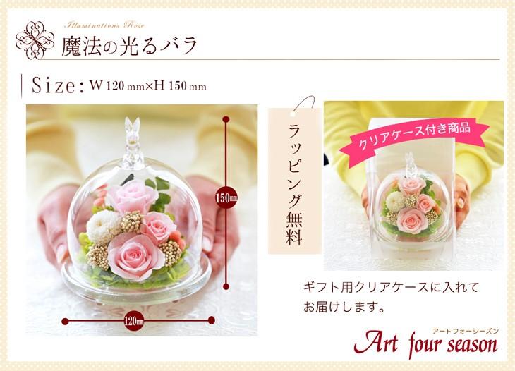 サイズ 花のアートフォーシーズン