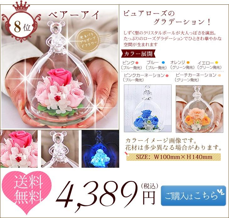 第8位ベアーアイ 4389円 送料無料