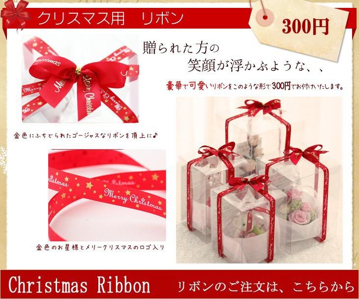 クリスマス用リボン 315円