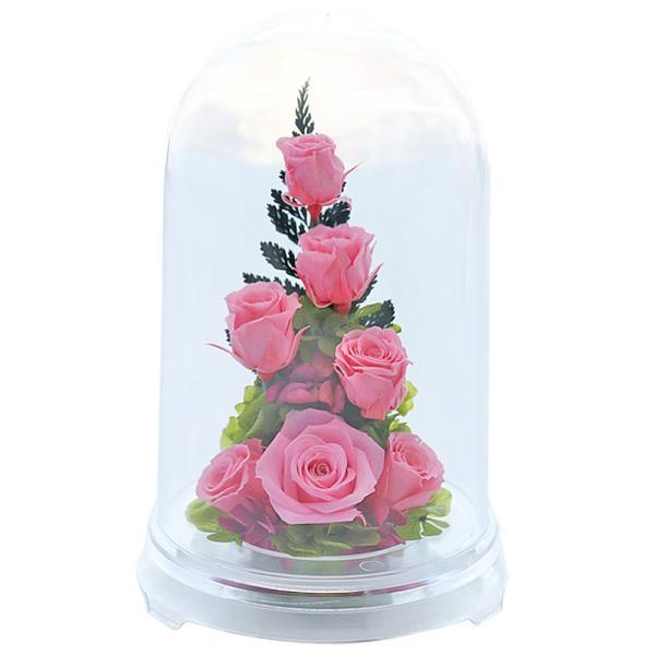 プリザーブドフラワー PR バラ 誕生日プレゼント 結婚記念日 プレゼント 還暦祝い 退職祝い 女性 ギフト 結婚祝い 贈り物|a4s|08