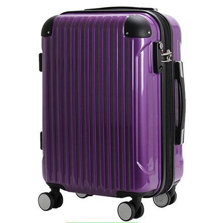 スーツケース 機内持ち込み Sサイズ 小型 軽量 拡張 ジッパータイプ ファスナータイプ 双輪 1年保証 siffler シフレ serio B5851T-S aaminano 17