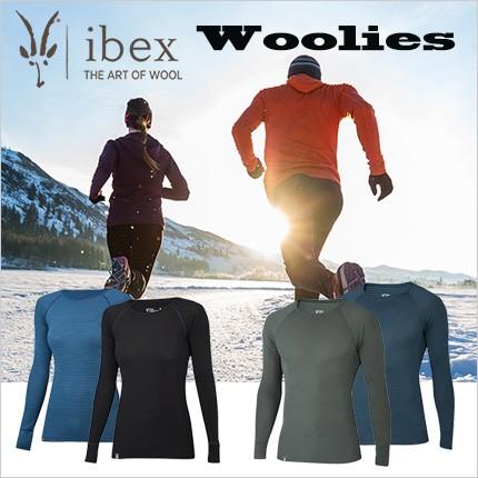 ibex アイベックス ウーリーズ