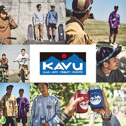 KAVU COLLECTION 2020 FALL&WINTER