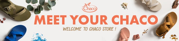 Welcome to chaco ! MY Chaco(チャコ) を選ぼう!