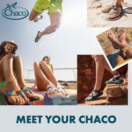 2021 Welcome to chaco! MY Chaco(チャコ) を選ぼう!