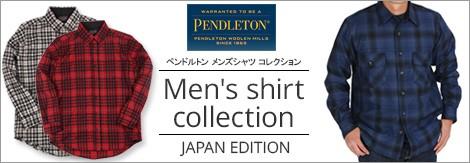 PENDLETON メンズシャツ