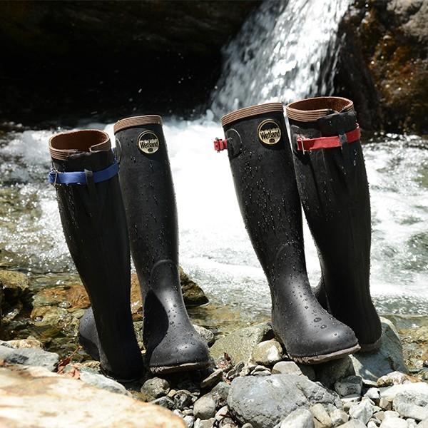 Wetland ウェットランド 折りたたみ長靴