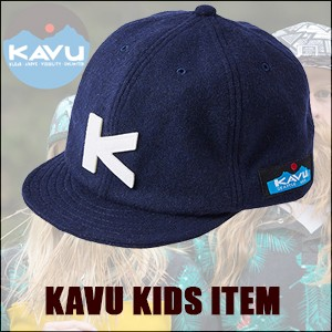 KAVU(カブー) KIDS ITEM