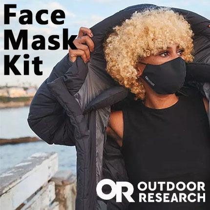 OUTDOOR RESEARCH(アウトドアリサーチ)マスク