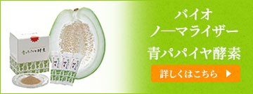 バイオノ―マライザー・青パパイヤ酵素