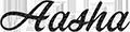 Aashaヤフー店 ロゴ