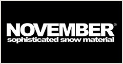 NOVEMBER sophisticated snow material