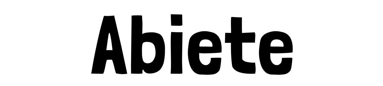 abiete ロゴ