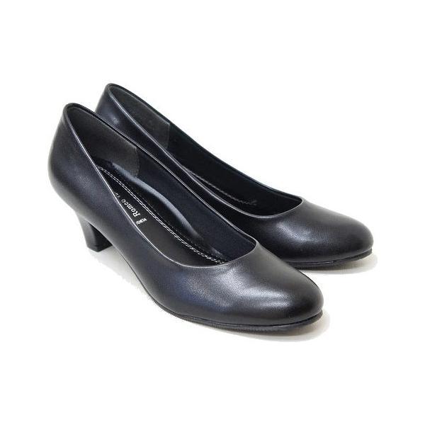 走れるパンプス パンプス Pumps 痛くない 黒 ローヒール リクルート 通勤 フォーマル 入学式 入園式 卒業式 卒園式 オフィス 靴 送料無料shupumps|ablya|13