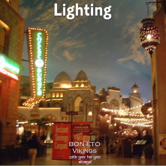 人が集う明かりが魅力のエキゾティックな照明、BON ETO Vikings