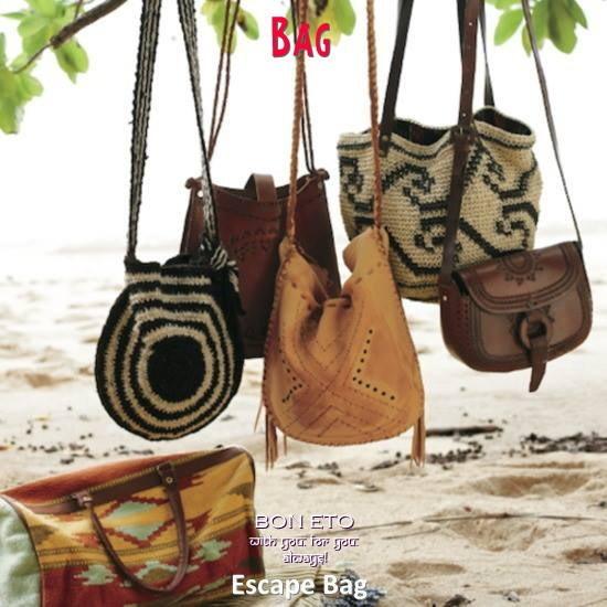 輸入雑貨屋BON ETO Vikingsのバッグアイテム