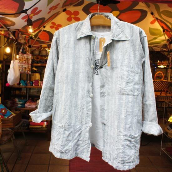 1950'フランネルパジャマシャツ2タイプ