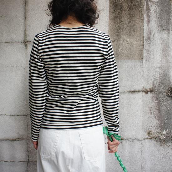 ロシアンボーダーTシャツ