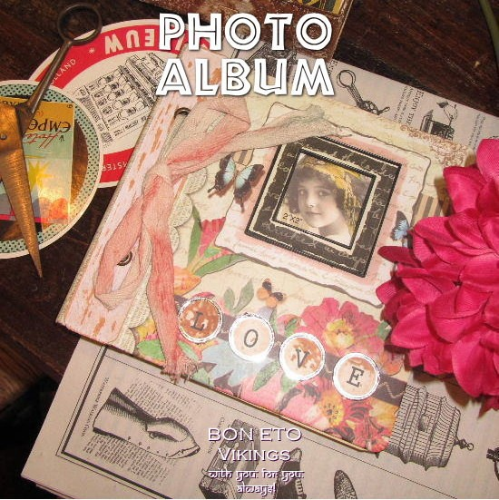 Photo Album(フォトアルバム)