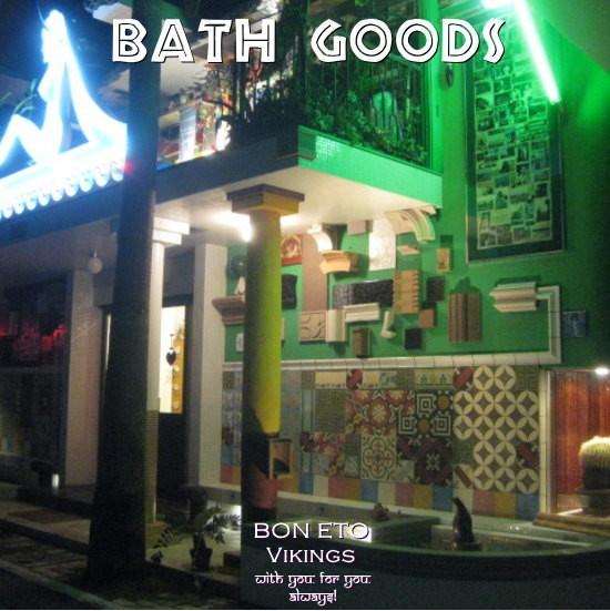 Bath Goods(バスグッズ)