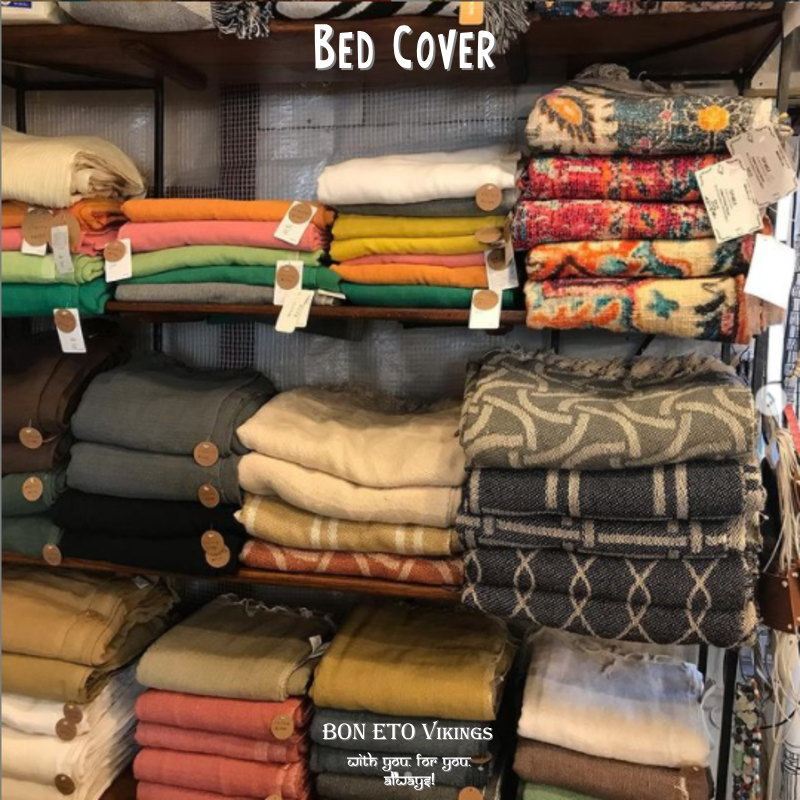 Bed Cover(ベッドカバー)