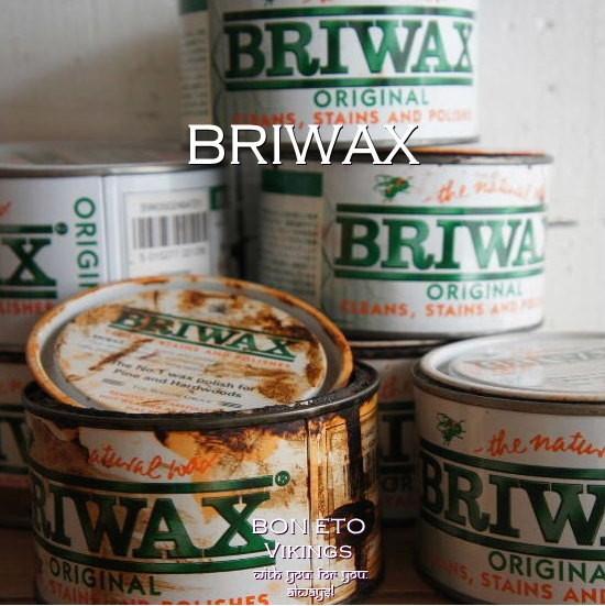 BRIWAX England