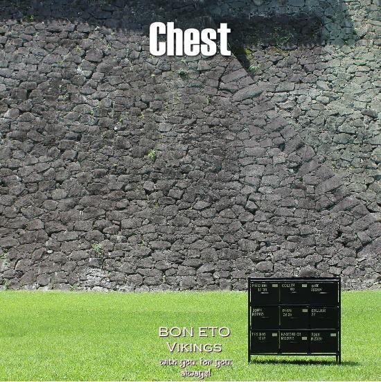 Chest(引出)
