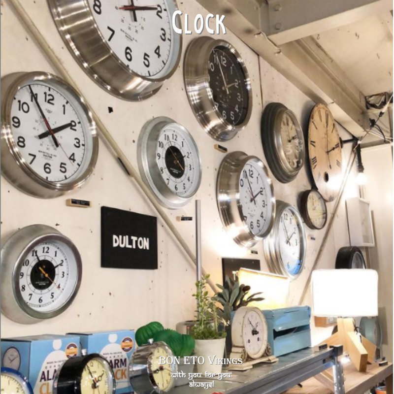 Wall Clock(時計)