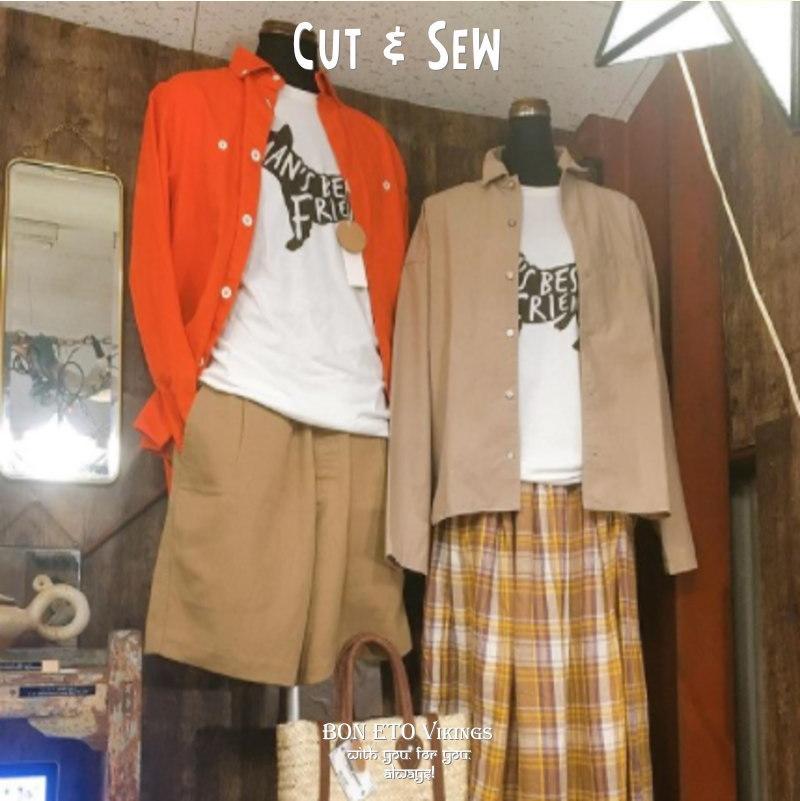 Cut Sew(カットソー)
