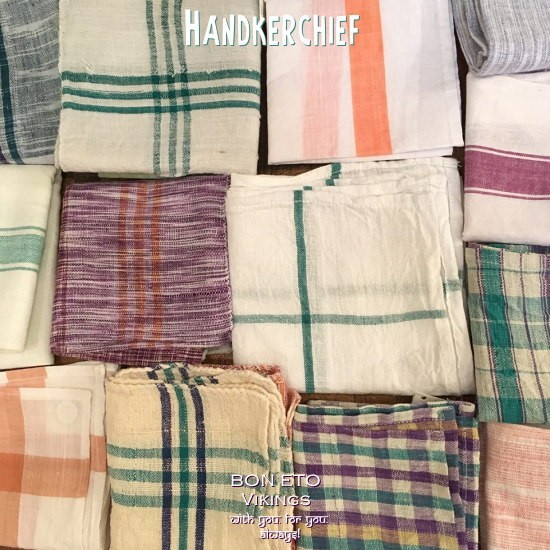 Hankerchief(ハンカチ)