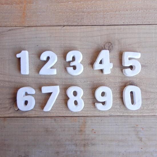 テラコッタアルファベット