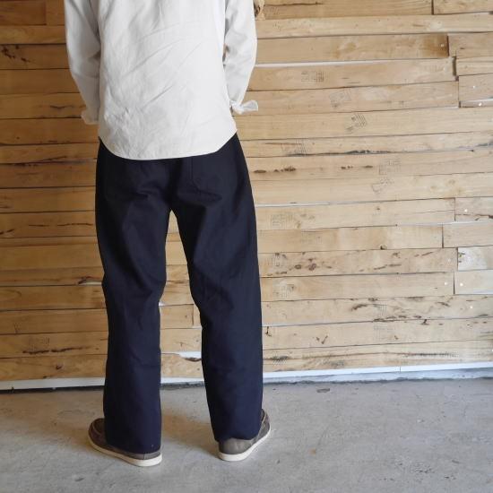 LOLO(ロロ) ヘビーオックスパンツ ダークネイビー LP-144