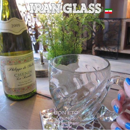 Iran Glass(イランガラス)