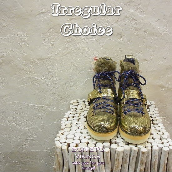 Irregular Choice England