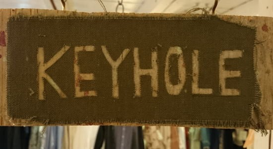 Keyhole Lady's