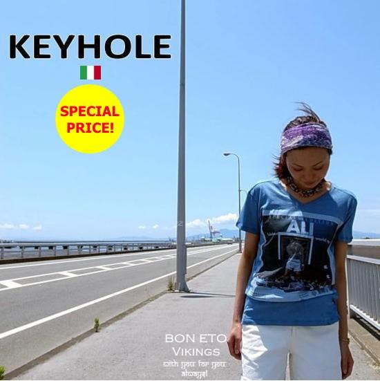 Keyhole Italy