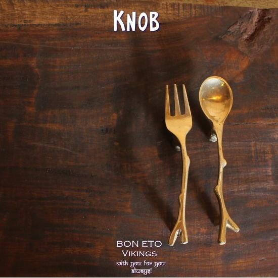 Knob(陶器ノブ)